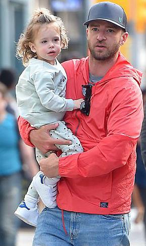 Søn (Silas Randall Timberlake)