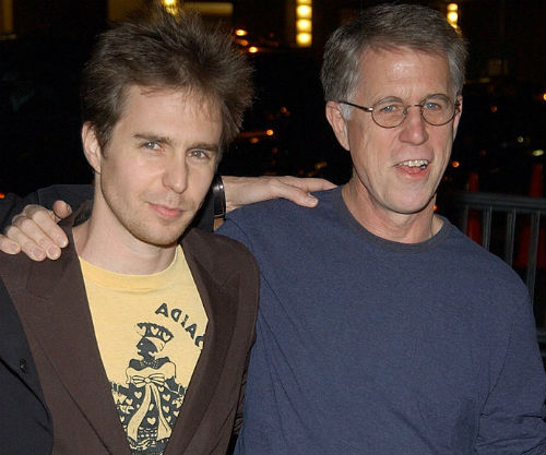 Sam Rockwell's Father Pete Rockwell